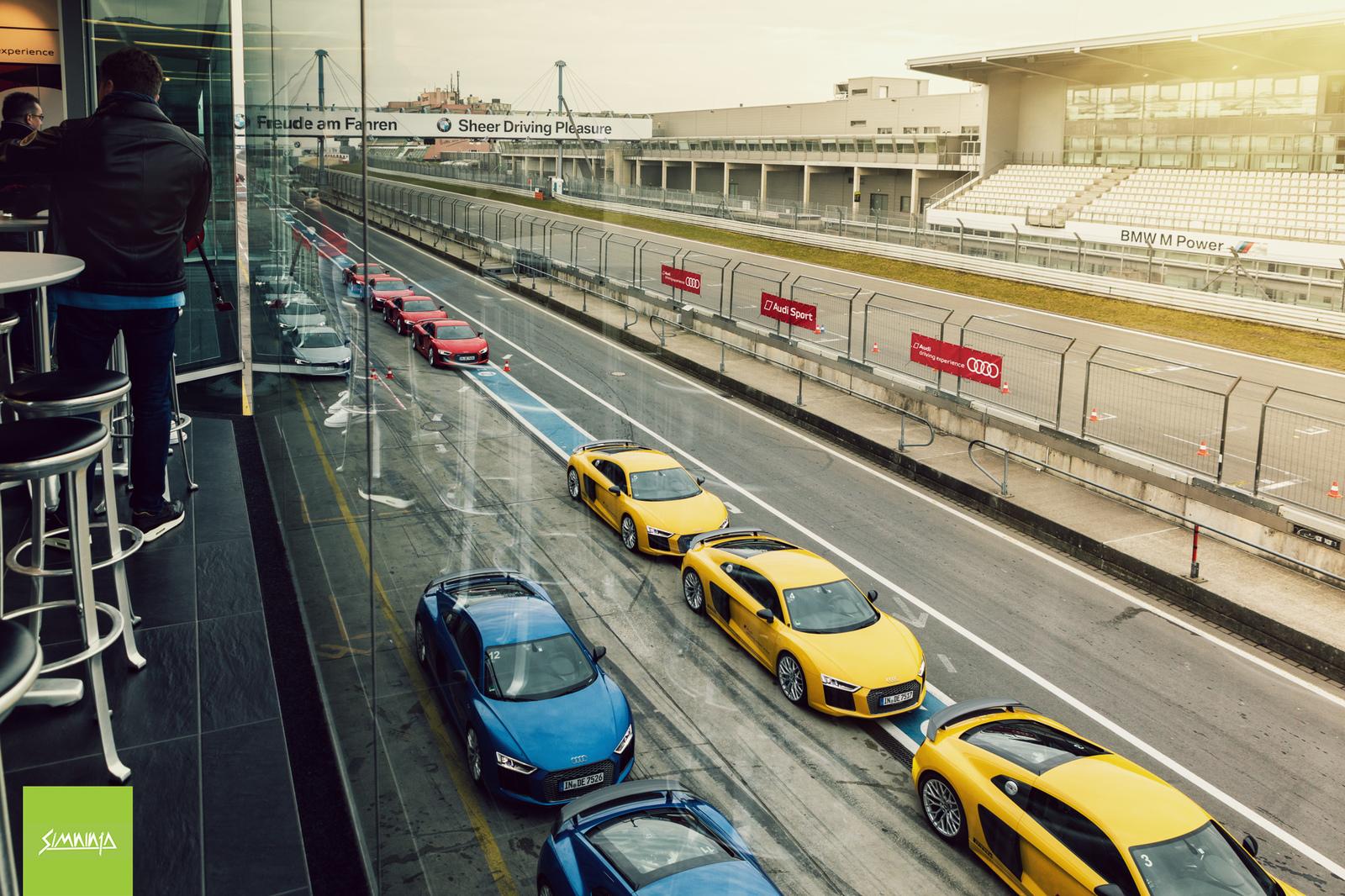 Audi Sport Track Attack