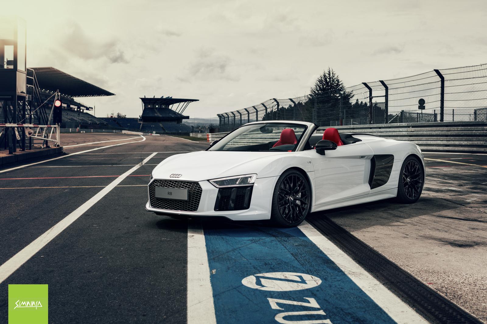 Audi R8 Spyder - Nürburgring