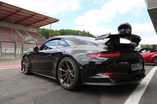 Spa-Francorchamps + Nordschleife von Trackdays.de Juni 2017