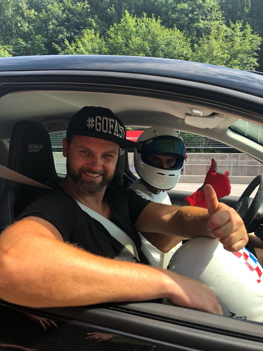 ZK - Trackday - Salzburgring 17.06.2018