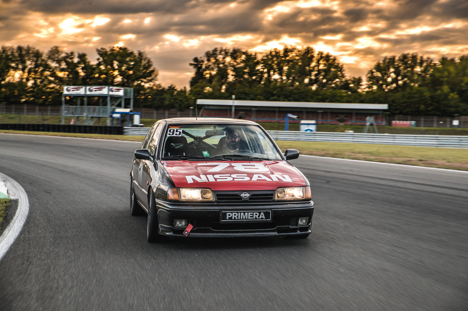 Polybauer Trackday 2020