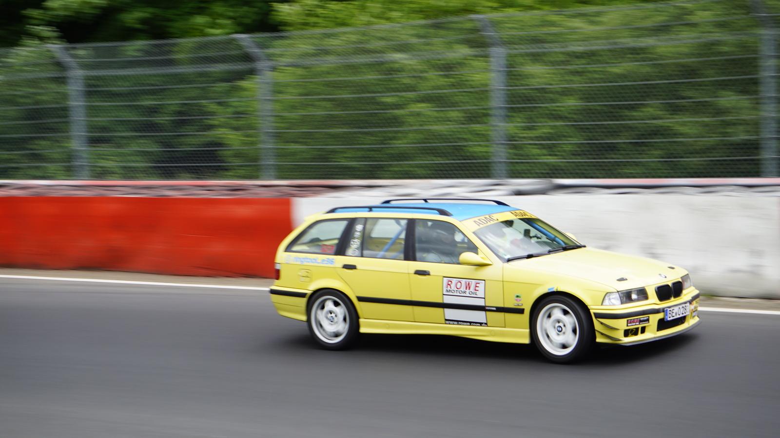 BMW E36 Kombi